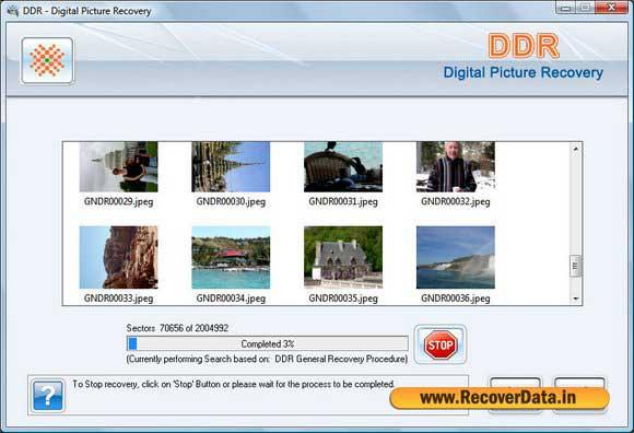 Photo Restoration screen shot