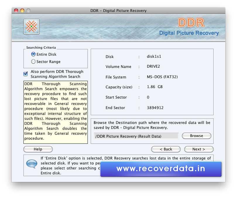 Mac picture regain tool revive images